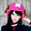 Topi Chopper Pink